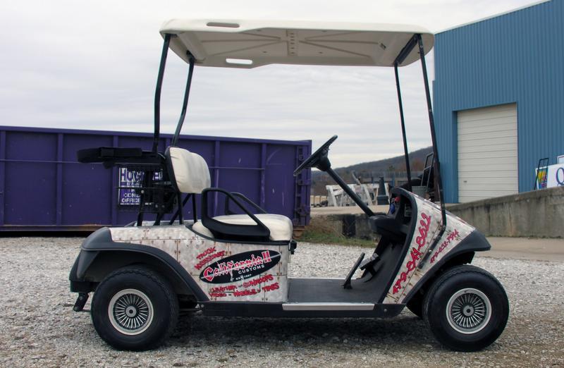 VehicleWraps Golf Cart Wrapping Html on black cart, masking cart, crafting cart, film cart, red cart, delivery cart, wire cart, art cart, diy cart, moving cart, mailing cart, cardboard cart, banding cart, strapping cart, handmade cart, box cart, bag cart, travel cart, nan cart, fabric cart,